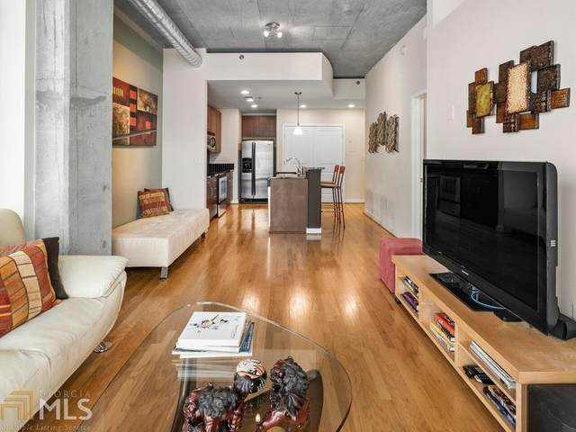 250 Pharr Rd #1107, Atlanta, GA 30305 (MLS #8946981) :: Team Cozart