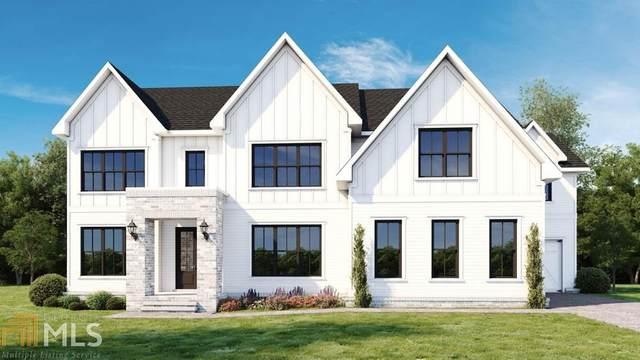 1441 Oconee Pass, Brookhaven, GA 30319 (MLS #8947080) :: Regent Realty Company