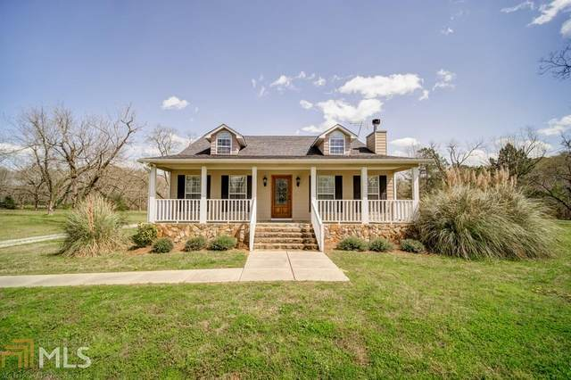 657 Old Milner Rd, Barnesville, GA 30204 (MLS #8947139) :: Michelle Humes Group