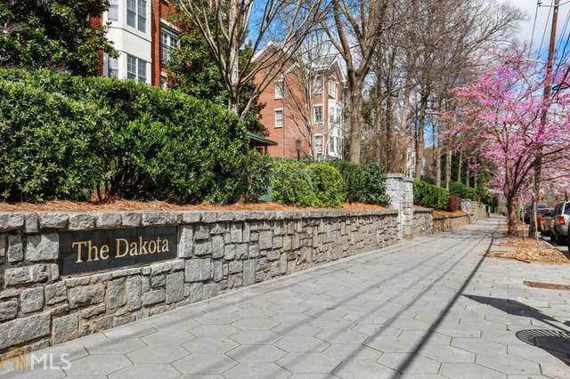 850 Piedmont Ave #3107, Atlanta, GA 30308 (MLS #8947209) :: Houska Realty Group