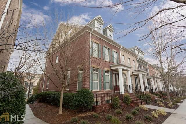 123 Alderwood Hill #102, Sandy Springs, GA 30328 (MLS #8947266) :: Crown Realty Group