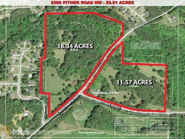 2586 Pitner Rd, Acworth, GA 30101 (MLS #8947772) :: Houska Realty Group
