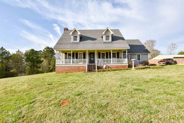 5581 High Shoals Rd, Bishop, GA 30621 (MLS #8947788) :: Athens Georgia Homes