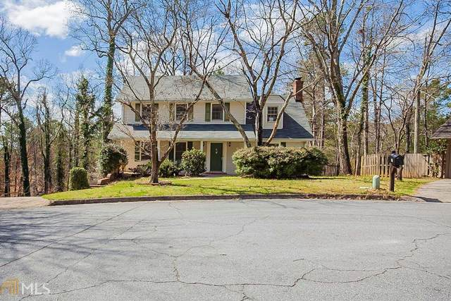 760 Greenvine, Roswell, GA 30076 (MLS #8947789) :: The Realty Queen & Team