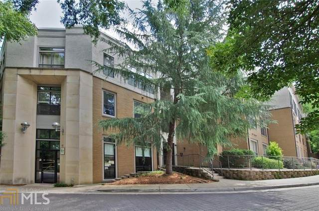 821 Ralph Mcgill Blvd #2215, Atlanta, GA 30306 (MLS #8947829) :: Houska Realty Group