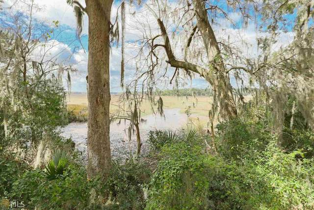 0 Coopers Point Dr Lot 232, Townsend, GA 31331 (MLS #8947901) :: RE/MAX Eagle Creek Realty