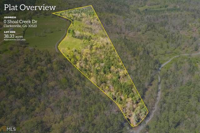 0 Shoal Creek Rd 38.33 Acres, Clarkesville, GA 30523 (MLS #8948008) :: Crest Realty