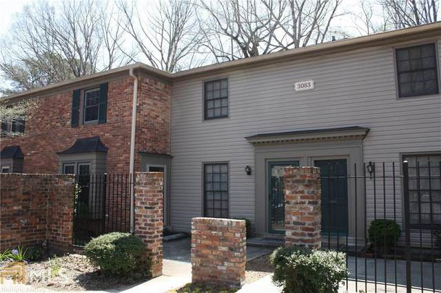 3083 Colonial Way M, Atlanta, GA 30341 (MLS #8948413) :: Team Reign
