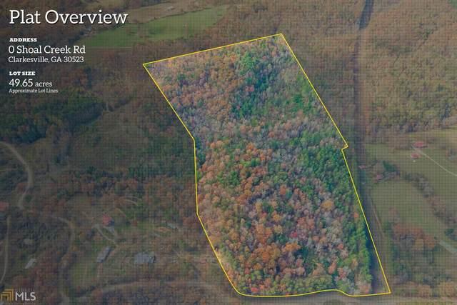 0 Shoal Creek Rd 49.25 Acres, Clarkesville, GA 30523 (MLS #8948582) :: Crest Realty