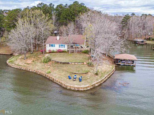192 S Steel Bridge Rd, Eatonton, GA 31024 (MLS #8948760) :: EXIT Realty Lake Country