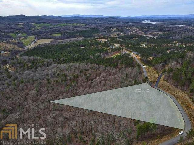 0 Thirteen Hundred Lot 370, Blairsville, GA 30512 (MLS #8949096) :: AF Realty Group
