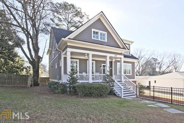 439 Pensdale Rd, Decatur, GA 30030 (MLS #8949111) :: Savannah Real Estate Experts
