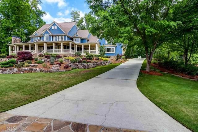 4894 Fitzpatrick Way, Peachtree Corners, GA 30092 (MLS #8949223) :: Scott Fine Homes at Keller Williams First Atlanta