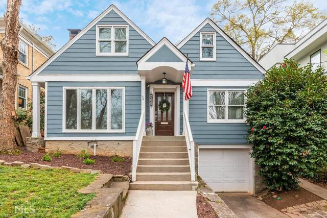446 NE Hardendorf Ave, Atlanta, GA 30307 (MLS #8949263) :: Bonds Realty Group Keller Williams Realty - Atlanta Partners