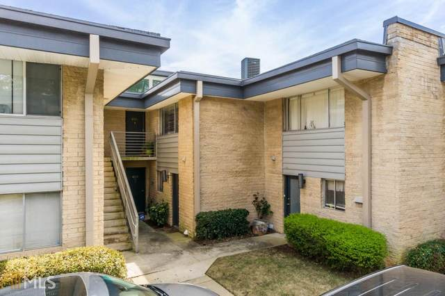 4300 Chastain Walk #22, Atlanta, GA 30342 (MLS #8949394) :: RE/MAX Eagle Creek Realty