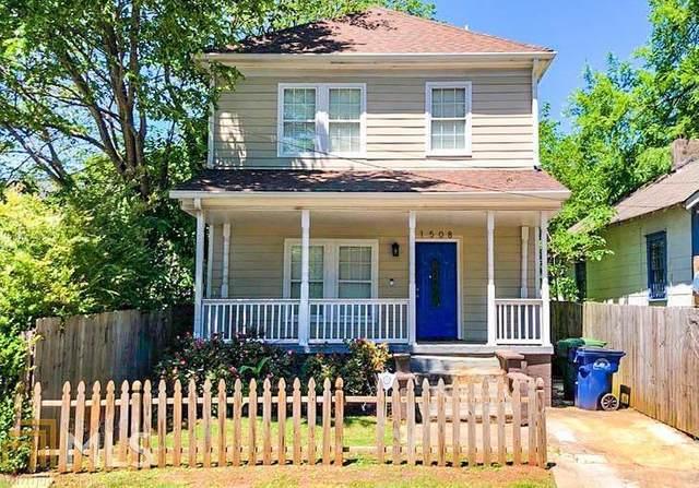 1508 Hardee St, Atlanta, GA 30307 (MLS #8949400) :: Buffington Real Estate Group