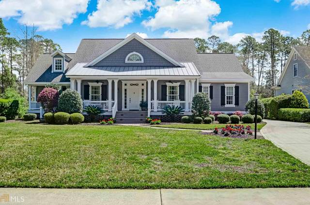 505 Cumberland Harbour, St. Marys, GA 31558 (MLS #8949564) :: Houska Realty Group