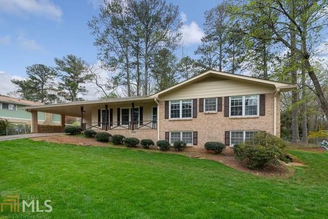 759 Glen Cir, Lawrenceville, GA 30044 (MLS #8949657) :: Crest Realty