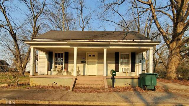 100 Ave H, Thomaston, GA 30286 (MLS #8949774) :: The Realty Queen & Team
