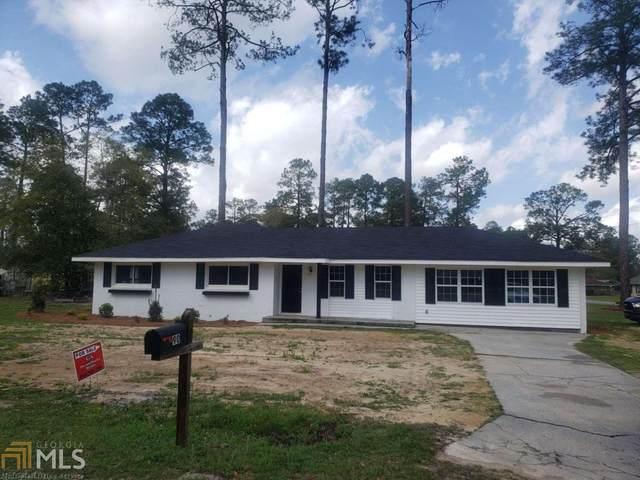 90 Ricardo St, Baxley, GA 31513 (MLS #8950085) :: RE/MAX Eagle Creek Realty