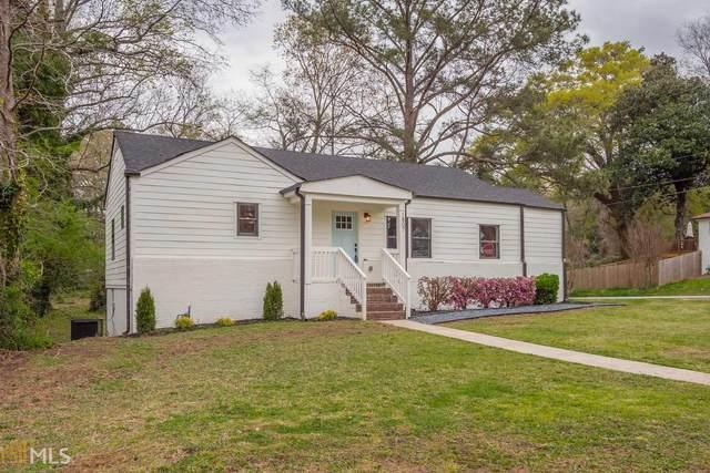 1807 Venetian, Atlanta, GA 30311 (MLS #8950305) :: RE/MAX Eagle Creek Realty