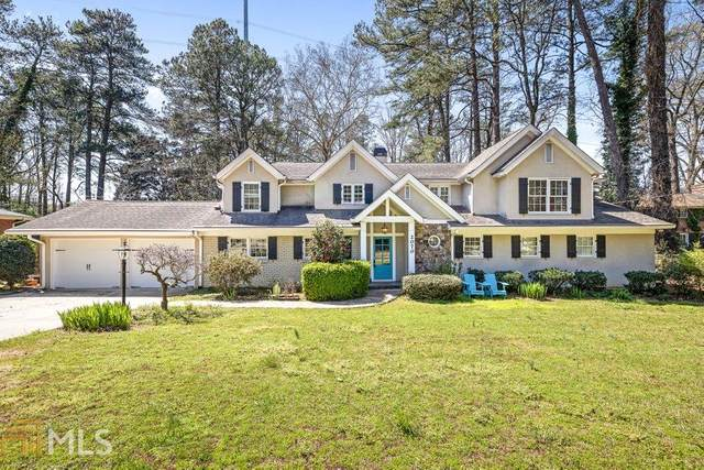 2070 Brookview Dr, Atlanta, GA 30318 (MLS #8950386) :: Keller Williams Realty Atlanta Partners
