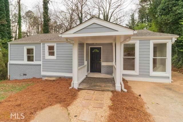 1752 Oak Haven Dr, Marietta, GA 30008 (MLS #8950417) :: Perri Mitchell Realty