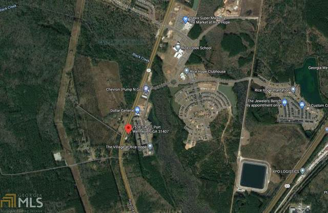 7538 Ga Highway 21, Port Wentworth, GA 31407 (MLS #8950525) :: Crown Realty Group