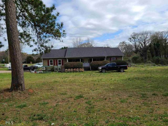 79 Parker, Monroe, GA 30656 (MLS #8950659) :: Savannah Real Estate Experts