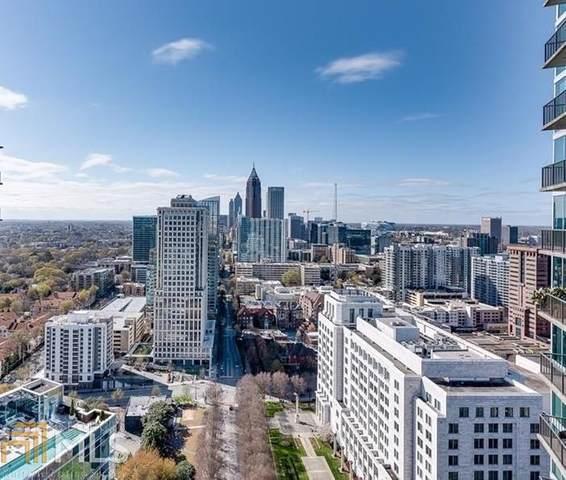1080 Peachtree St #2808, Atlanta, GA 30309 (MLS #8950737) :: RE/MAX Eagle Creek Realty
