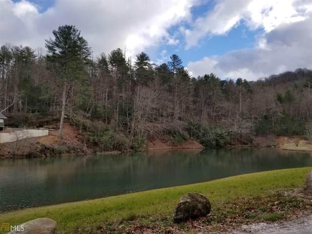 47 & 48 Sylvan Lake Dr, Rabun Gap, GA 30568 (MLS #8950845) :: RE/MAX Eagle Creek Realty