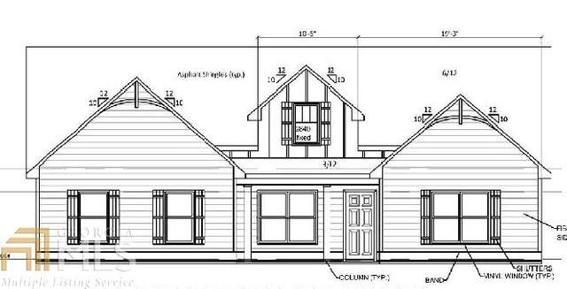 0 Brown Station Dr Lot 10, Williamson, GA 30292 (MLS #8950875) :: The Realty Queen & Team