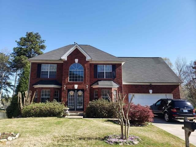 60 Courtneys Ln, Fayetteville, GA 30215 (MLS #8950944) :: Houska Realty Group