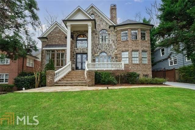 239 Beverly Rd, Atlanta, GA 30309 (MLS #8951017) :: Houska Realty Group