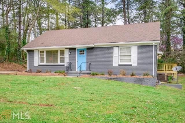4218 Lamar St, Decatur, GA 30035 (MLS #8951370) :: RE/MAX Eagle Creek Realty