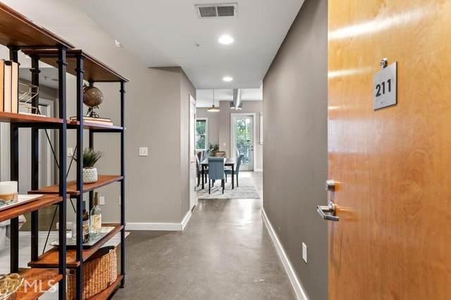 680 Greenwood Ave #211, Atlanta, GA 30306 (MLS #8951578) :: RE/MAX Eagle Creek Realty
