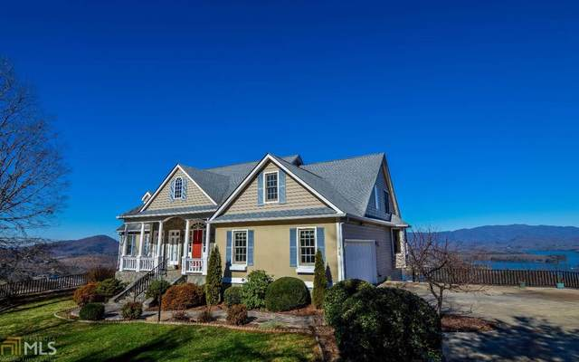 3153 Blue Ridge Trl, Hiawassee, GA 30546 (MLS #8951590) :: Military Realty