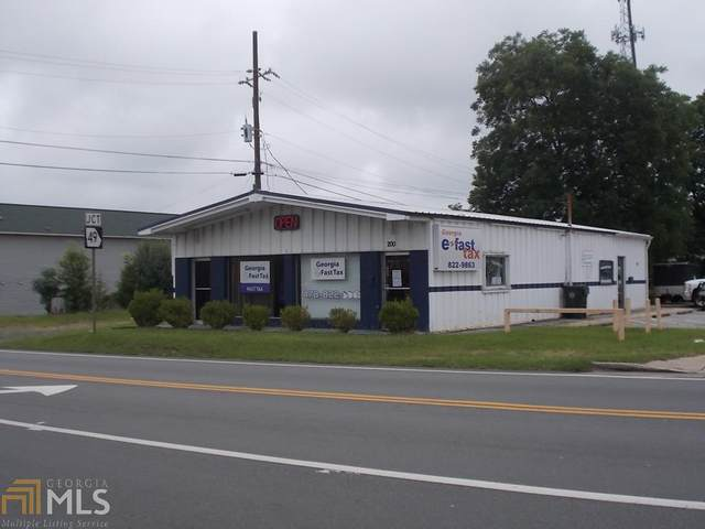 200 SE Commercial Hts, Fort Valley, GA 31030 (MLS #8951666) :: Michelle Humes Group