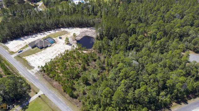 V/L 26 Serenity Farms Rd, Woodbine, GA 31569 (MLS #8951817) :: Crown Realty Group