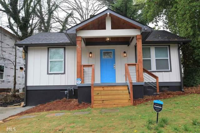 883 SW Gaston St, Atlanta, GA 30310 (MLS #8952312) :: Team Cozart