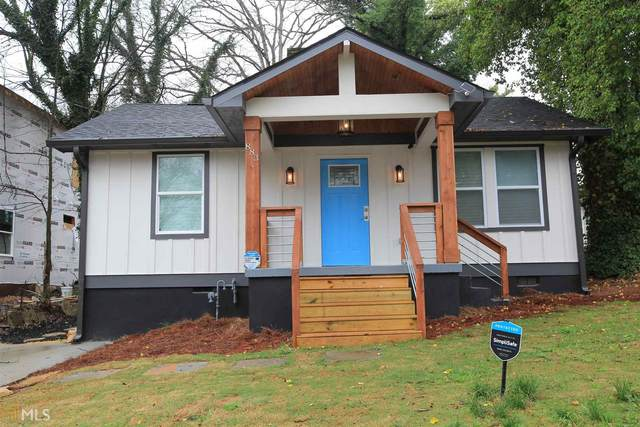 883 SW Gaston St, Atlanta, GA 30310 (MLS #8952312) :: Houska Realty Group