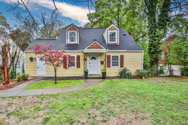 1206 Church St, Decatur, GA 30030 (MLS #8952376) :: Savannah Real Estate Experts