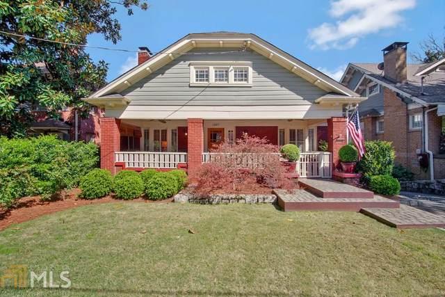 1307 N Highland Ave, Atlanta, GA 30306 (MLS #8952414) :: Houska Realty Group