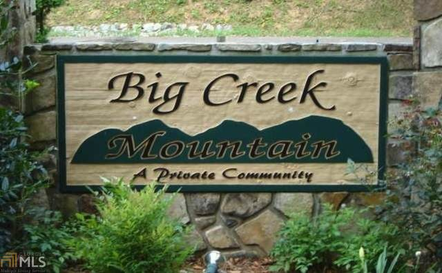 0 Cherokee Cir Lt 9, Ellijay, GA 30536 (MLS #8952429) :: Crown Realty Group
