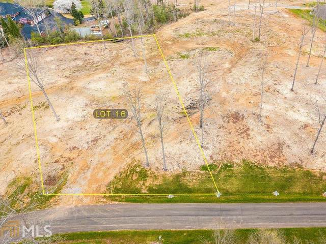 0 Mystic Dr Lot 16, Ellijay, GA 30540 (MLS #8952570) :: AF Realty Group