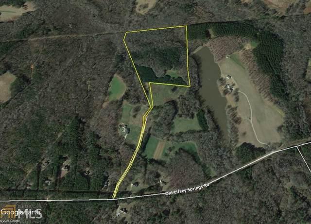 0 Old Lifesey Springs Rd, Molena, GA 30258 (MLS #8952584) :: Amy & Company | Southside Realtors