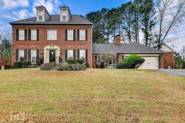 5254 Bowers Brook Dr, Lilburn, GA 30047 (MLS #8952863) :: Crown Realty Group