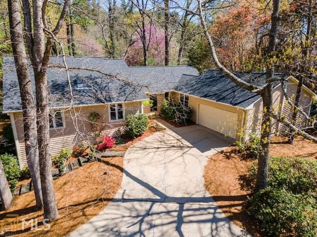 2613 Chimney Springs Dr, Marietta, GA 30062 (MLS #8952874) :: Keller Williams Realty Atlanta Partners