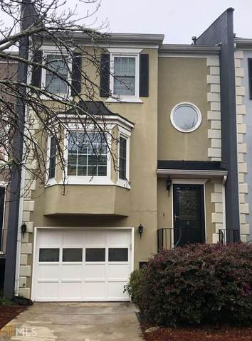 8 Sycamore Station, Decatur, GA 30030 (MLS #8952882) :: Perri Mitchell Realty