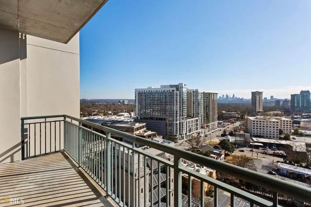 3040 Peachtree Rd #1605, Atlanta, GA 30305 (MLS #8952908) :: Team Cozart